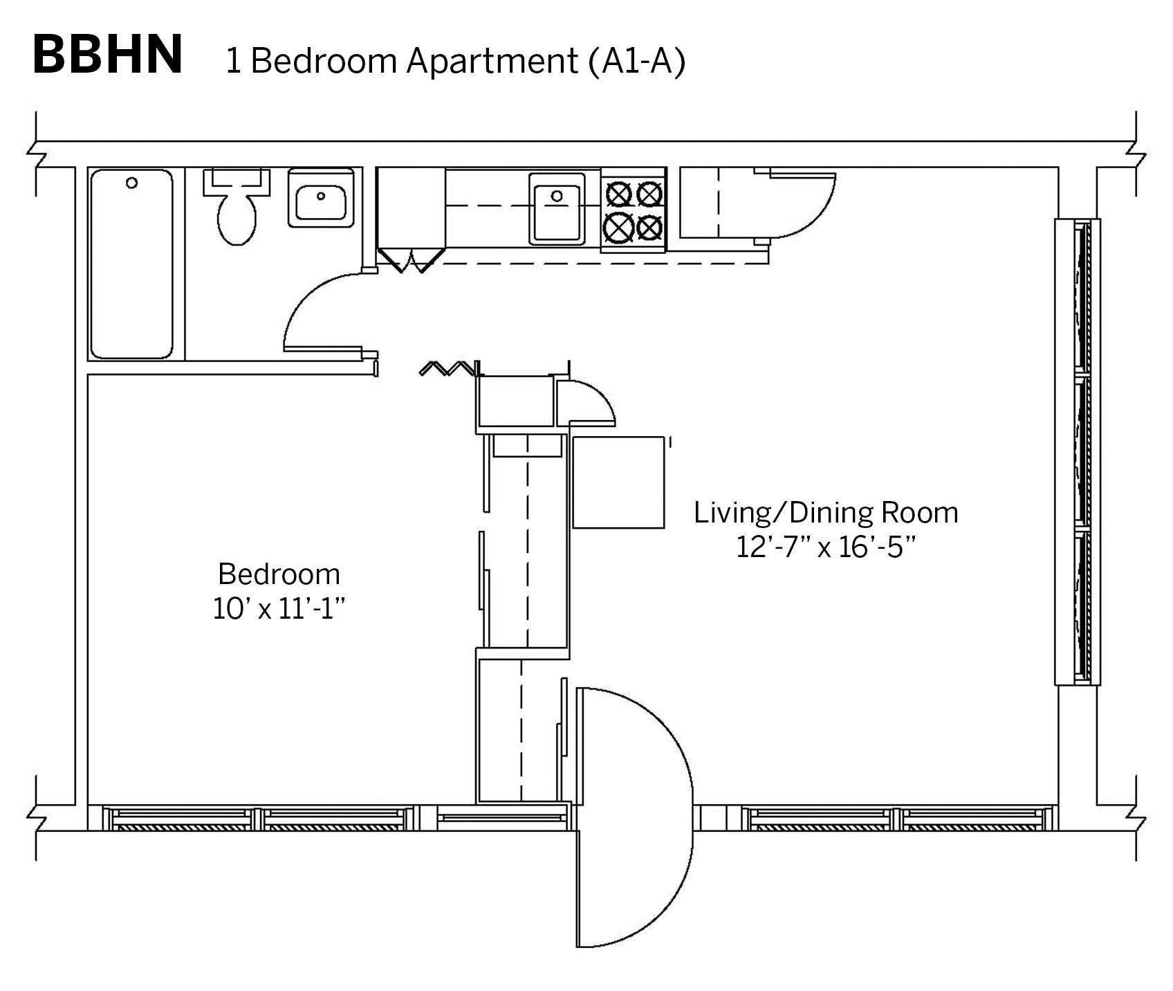 Indiana Daily Student BBHN Apartments