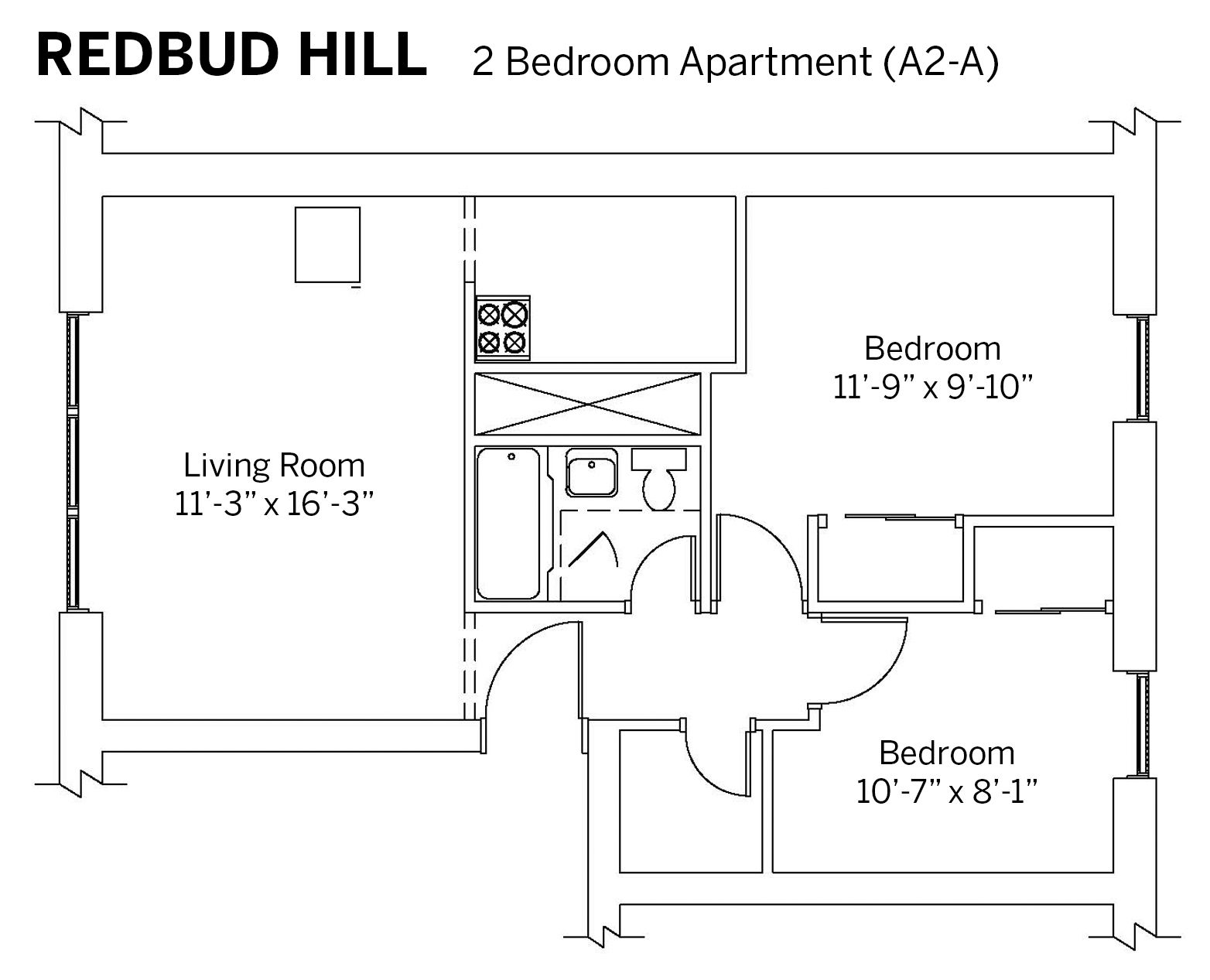 Indiana Daily Student Redbud Hill Apartments