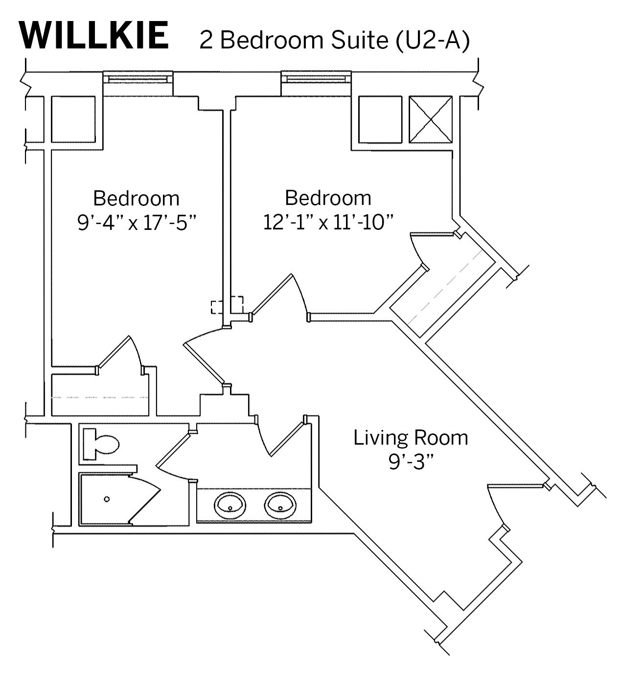 Indiana Daily Student Willkie Residence Center Ids Housing Guide Bloomington In Indiana