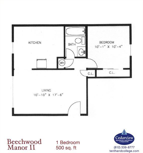 Cedarview Management Apartments: LiveInBtown.com: Beechwood II